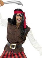 Costume de Pirate Ship Mate Costume de Pirate adulte