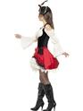 Costume de Pirate adulte Costume de Pirate glamour Lady