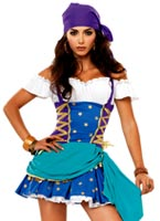 Costume Princesse Czardas Costume de Pirate adulte