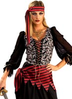 Bounty des mers Costume de Pirate adulte