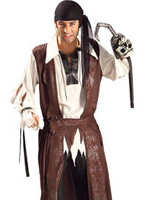 Costume Pirate des Caraïbes Costume de Pirate adulte