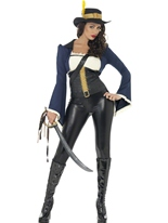 Costume de Pirate de Penelope Costume de Pirate adulte