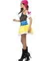Costume de Pirate adulte Costume Glam de fièvre tsigane