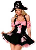 Chasse au Trésor Pirate Costume Costume de Pirate adulte