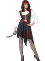 Costume de Pirate adulte Costume Pirate Dame