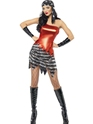 Costume de Pirate adulte Costume de Pirate Flashy de fièvre