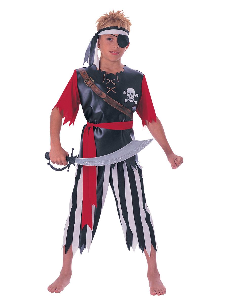 Costume de Pirate Enfant Costume enfant Pirate King
