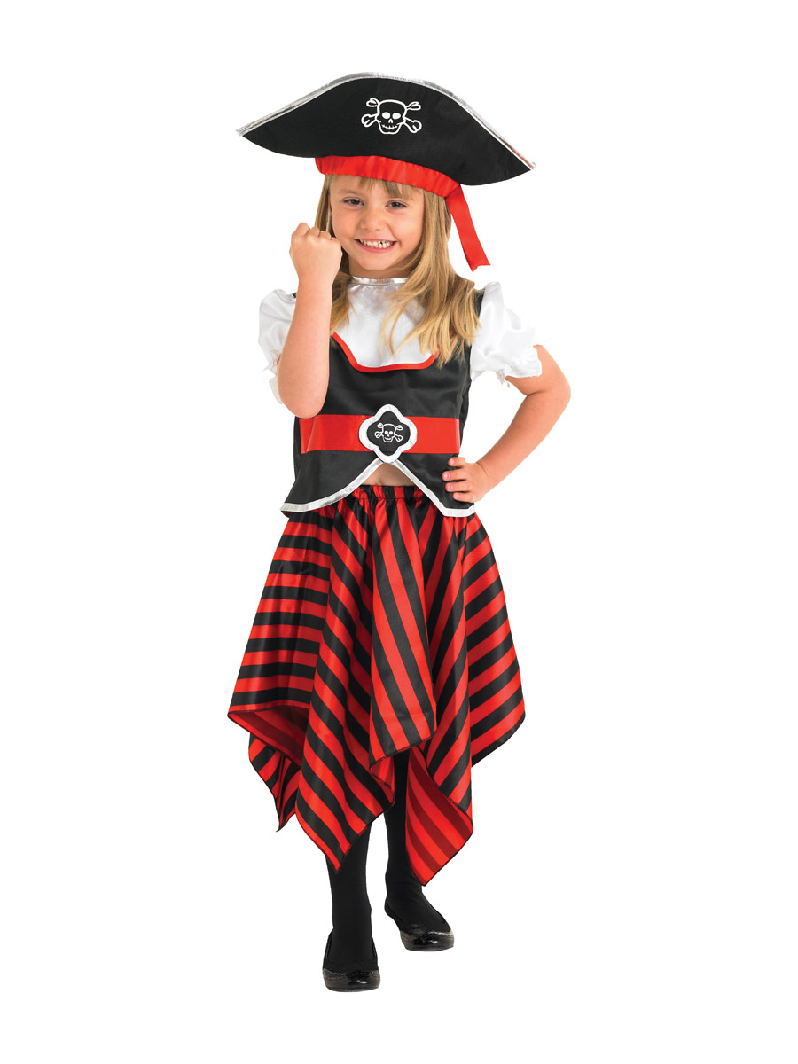 costume pirate fille. Black Bedroom Furniture Sets. Home Design Ideas