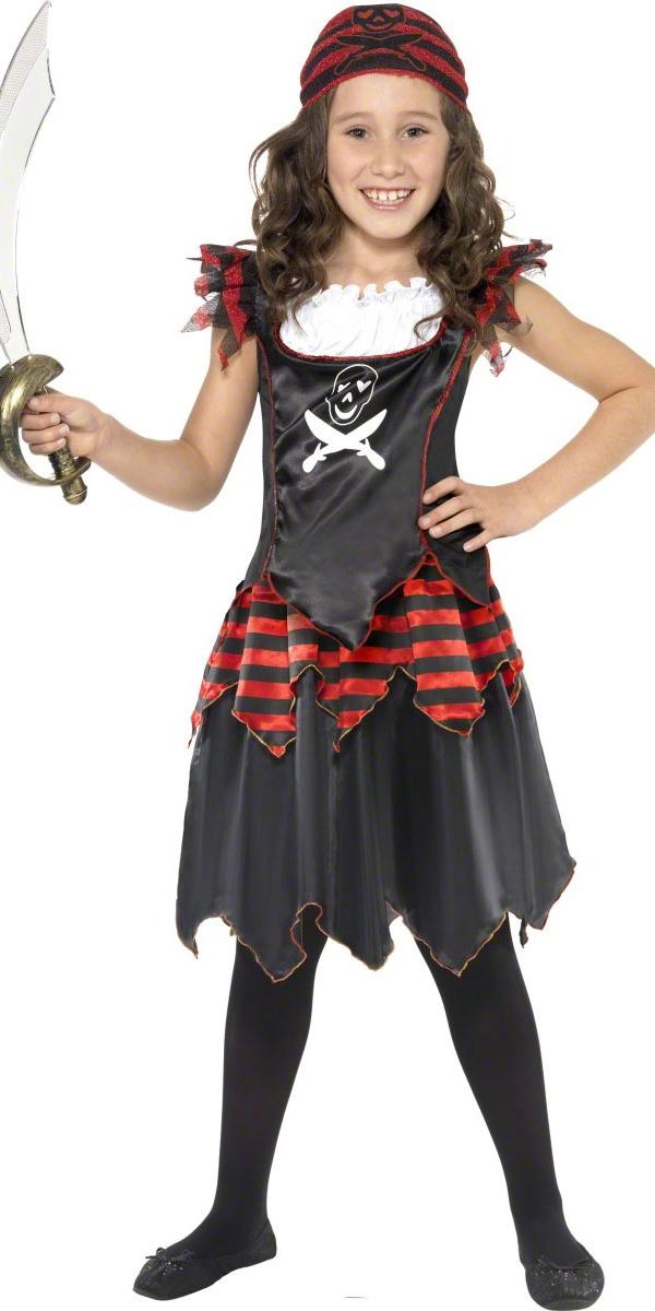 Costume de Pirate Enfant Costume de Pirate gothique pour enfants