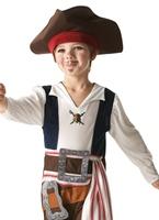 Childrens Jack Sparrow Costume Costume de Pirate Enfant