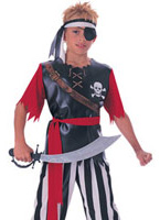 Costume enfant Pirate King Costume de Pirate Enfant