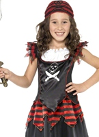 Costume de Pirate gothique pour enfants Costume de Pirate Enfant