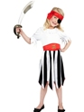 Costume de Pirate Enfant Costume de pirate Girl Childrens
