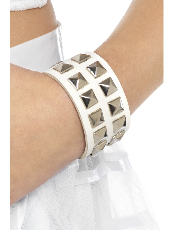 Accessoire Années 80 Bracelet clouté 80 ' s