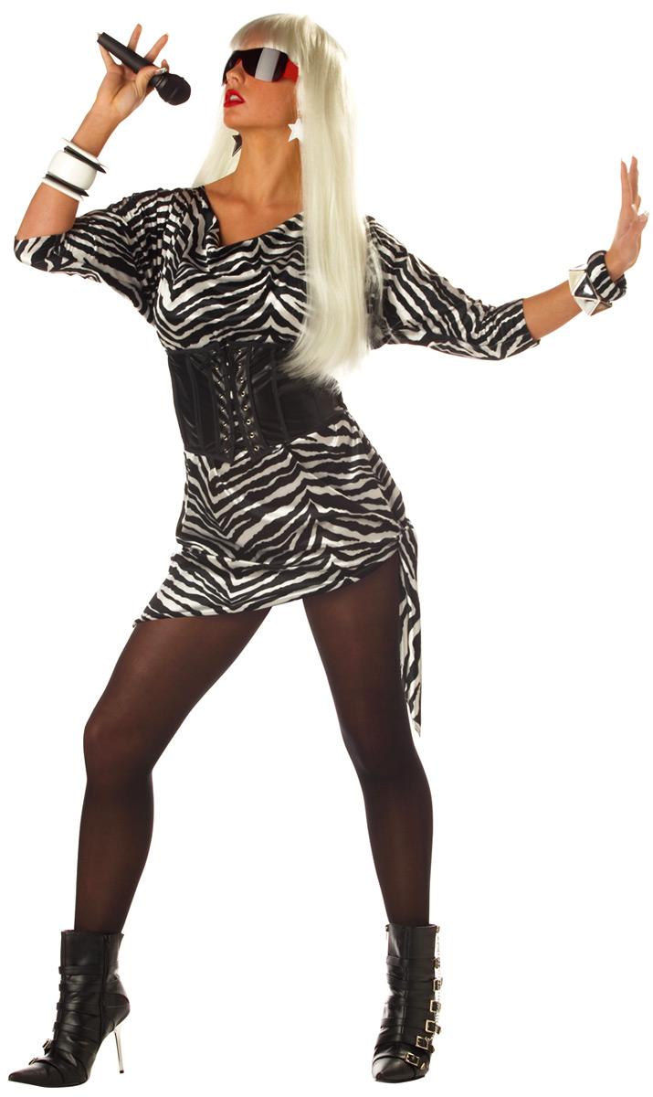 Costume Femme Retro Costume Vixen vidéo
