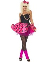 Tutu rose Kit instantanée Costume Femme Retro