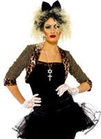 Costume enfant sauvage 80 ' s Costume Femme Retro