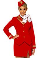 Chariot Dolly Costume Costume Femme Retro
