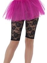 Cuissard 80 ' s Costume Femme Retro