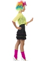 Costume Femme Retro 80 ' s Pop Tart Costume