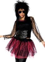 Costume d'icône des années 80 Costume Femme Retro
