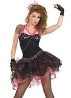 Costume Diva des années 80 Costume Femme Retro