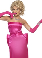 80 ' s Material Girl Costume Costume Femme Retro
