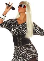 Costume Vixen vidéo Costume Femme Retro