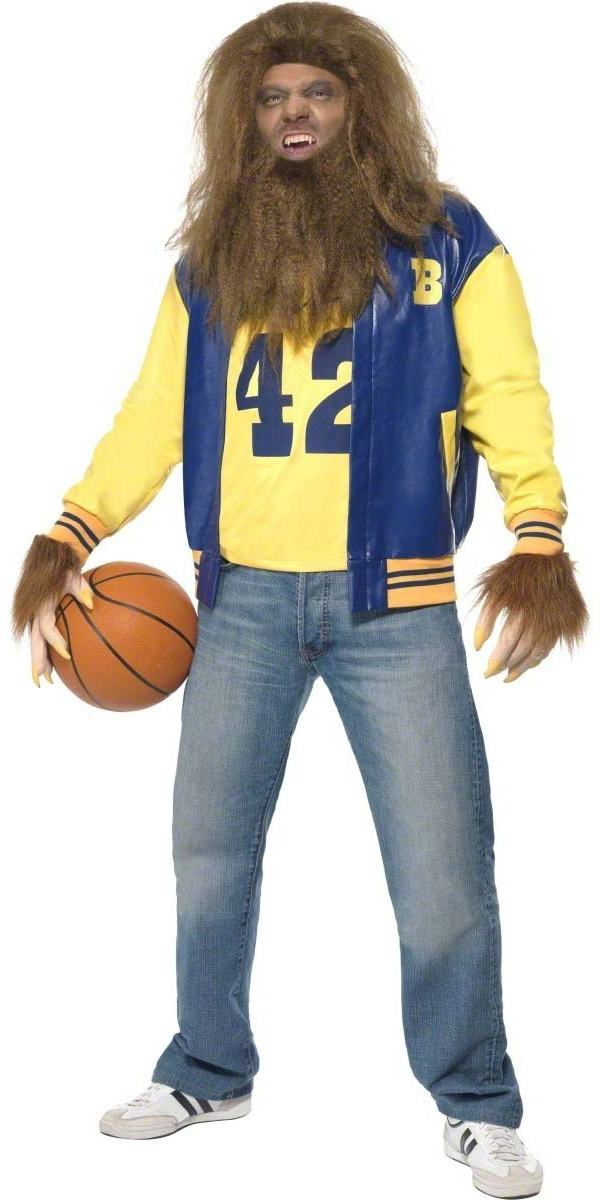 Costume Homme Retro Costume Teen Wolf