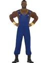 Costume Homme Retro Costume de Monsieur T économie