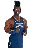 Costume de mercenaire 80 ' s Costume Homme Retro