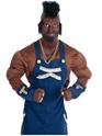 Costume Homme Retro Costume de mercenaire 80 ' s