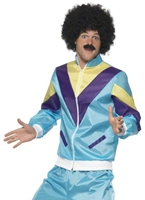 Hauteur 80 ' s Fashion Costume Costume Homme Retro