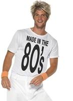 Faite dans le Costume des années 80 Costume Homme Retro
