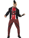 Costume Homme Retro M. anarchiste Costume