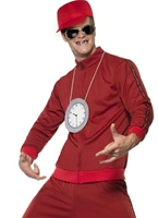 Costume de Flava flava Costume Homme Retro