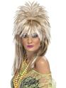 Perruque Retro Sparkle Rock Diva perruque