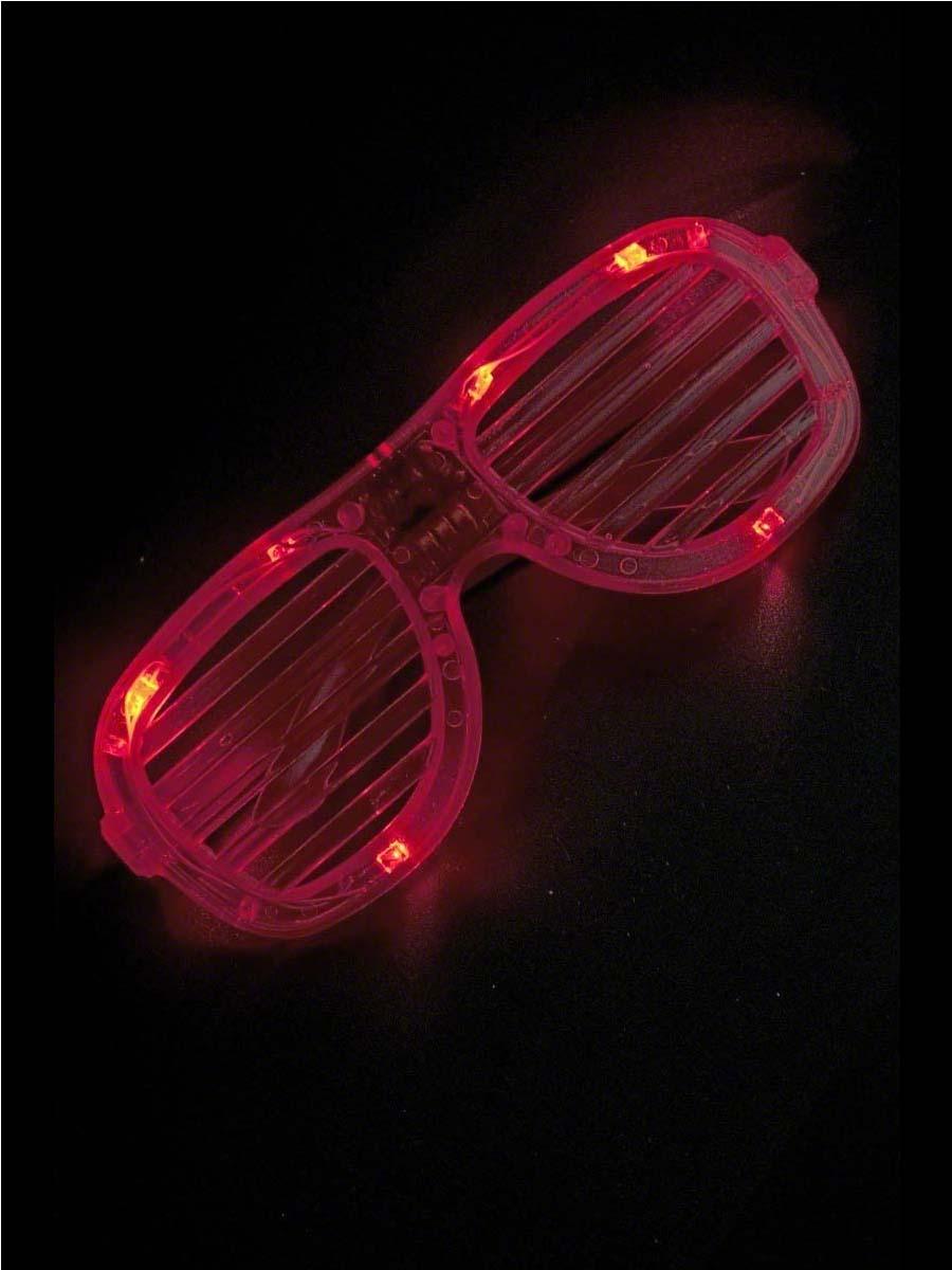 UV & NEON S'allument et allume le Grill lunettes