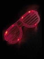 S'allument et allume le Grill lunettes UV & NEON