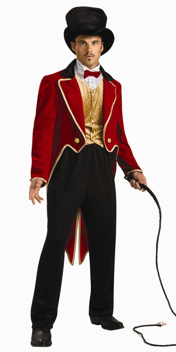 Déguisement Cirque Costume Deluxe Ringmaster