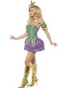 Déguisement Cirque Costume d'Arlequin Shine fièvre