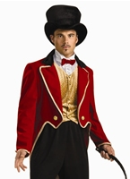 Costume Deluxe Ringmaster Déguisement Cirque