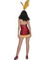 Déguisement Cirque Costume de sinistre tragique trapéziste de cirque