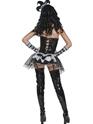 Déguisement Cirque Cirque sinistre entachée Costume Arlequin