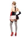 Déguisement Cirque Costume Arlequin Sweetheart