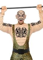 Costume homme fort tatoué Déguisement Cirque