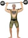 Déguisement Cirque Costume homme fort tatoué