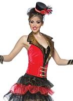 Costume de Diva de chapiteau Déguisement Cirque