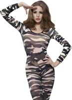 Combinaison de camouflage Justaucorps & culottes