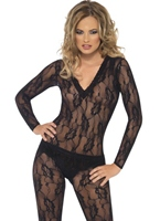 Dentelle Body Stocking Justaucorps & culottes